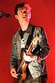 Alex Turner with Arctic Monkeys in Bologna Italy 2011.jpg