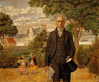 Alexander Morison - Alexander Morison, 1852 portrait by Richard Dadd, a patient