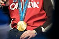 Alexandre Bilodeau with gold medal (5).jpg