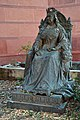 Alexandrina Victoria - Bronze - ACCN 83-1-5 - Government Museum - Mathura 2013-02-24 5863.JPG