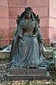 Alexandrina Victoria - Bronze - ACCN 83-1-5 - Government Museum - Mathura 2013-02-24 5865.JPG