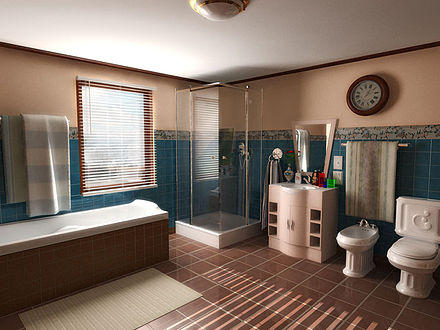 Badezimmer - Wikiwand