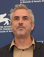 Photo of Alfonso Cuarón in 2016