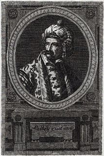 Ali Bey al-Kabir Mamluk of Egypt
