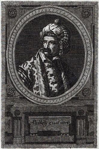 Ali Bey al-Kabir - Ali Bey al-Kabir (1728–1773)