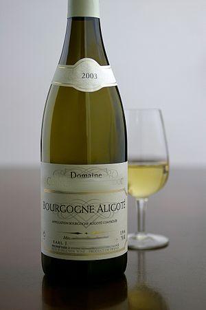Aligoté - Aligoté wine from Burgundy.