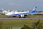 All Nippon Airways, B777-200, JA701A (21540974179).jpg