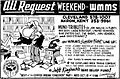 All Request Weekend on WMMS - 1978 print ad.jpg