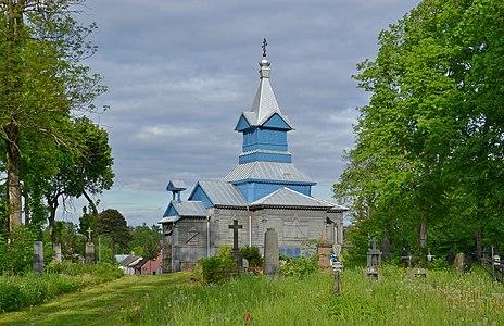 All Saints Orthodox church in Suwałki, Poland