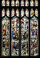 All Saints church in Dickleburgh - east window - geograph.org.uk - 1774253.jpg