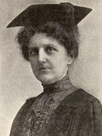Ann Allebach - Image: Allebach Ann Menn Yearbook 1919