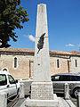 Allemans-du-Dropt - Monument aux morts -1.JPG