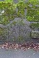 Allerton - Wavertree boundary stone, Rose Lane.jpg
