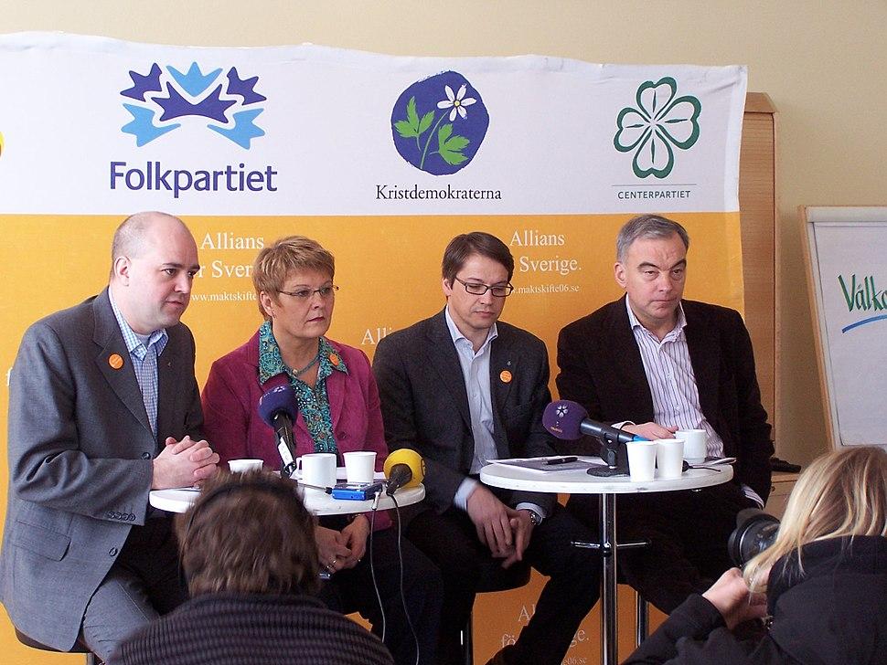 Allians f%C3%B6r Sverige