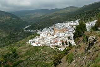 Ohanes,  Andalusia, Spain