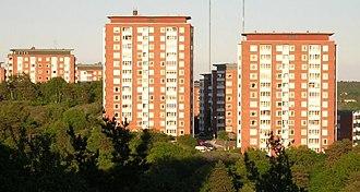 Nacka Municipality - Image: Alphyddan Nacka Sweden 2005 06 14