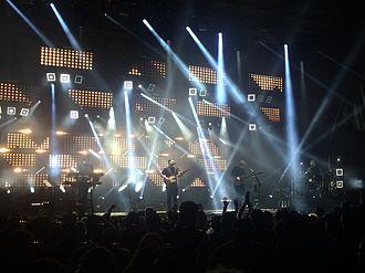 Alt-J - Image: Alt J Fall Tour 2015 live in Charlotte
