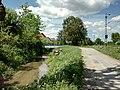 Alte Pfinz, Ortsrand Graben-Neuorf.jpg