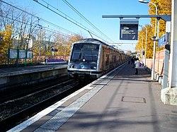 Station Lognes