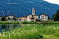 Am Laaxer See in Graubünden. 01.jpg