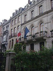 Embassy of Poland in Brussels