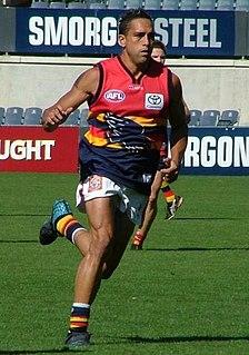 Andrew McLeod Australian rules footballer, born 1976