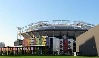 Johan Cruyff Arena - Image: Amsterdam Aren A1