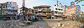 Amta Road - West Bengal State Highway 15 and Domjur-Jagadishpur Road Junction Area - Domjur - Howrah 2014-04-14 0542-0547.JPG