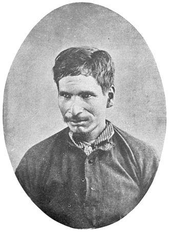 Hermosillo - Anastasio Cuca, Yaqui leader, 1887