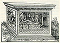Ancient tomb outside the city of Rhodes - Thevet André - 1556.jpg