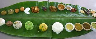 Makar Sankranti - Special bhojanam (feast) are a part of Andhra tradition (Andhra Pradesh and Telangana states)