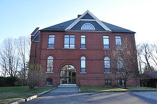 Bradlee School United States historic place