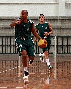 Sociedade Esportiva Palmeiras (basketball) - Image: Andre Palmeiras
