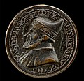 Andrea Spinelli, Andrea Gritti, 1455-1538, Doge of Venice 1523 (obverse), 1534, NGA 45064.jpg