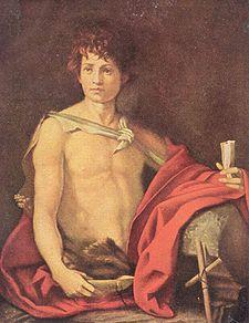 San Giovanni giovane Andrea del Sarto