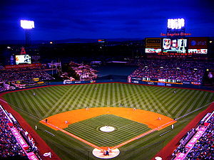 Das Angel Stadium of Anaheim