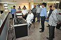 Anil Vij Checks Mind Game Exhibit - National Demonstration Laboratory - NCSM - Kolkata 2016-10-07 8221.JPG