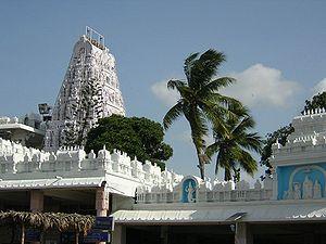 Annavaram - Sri Veera Venkata Satyanarayana Temple in Annavaram