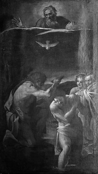 File:Annibale Carracci - The Baptism of Christ - KMSsp82 - Statens Museum for Kunst.jpg