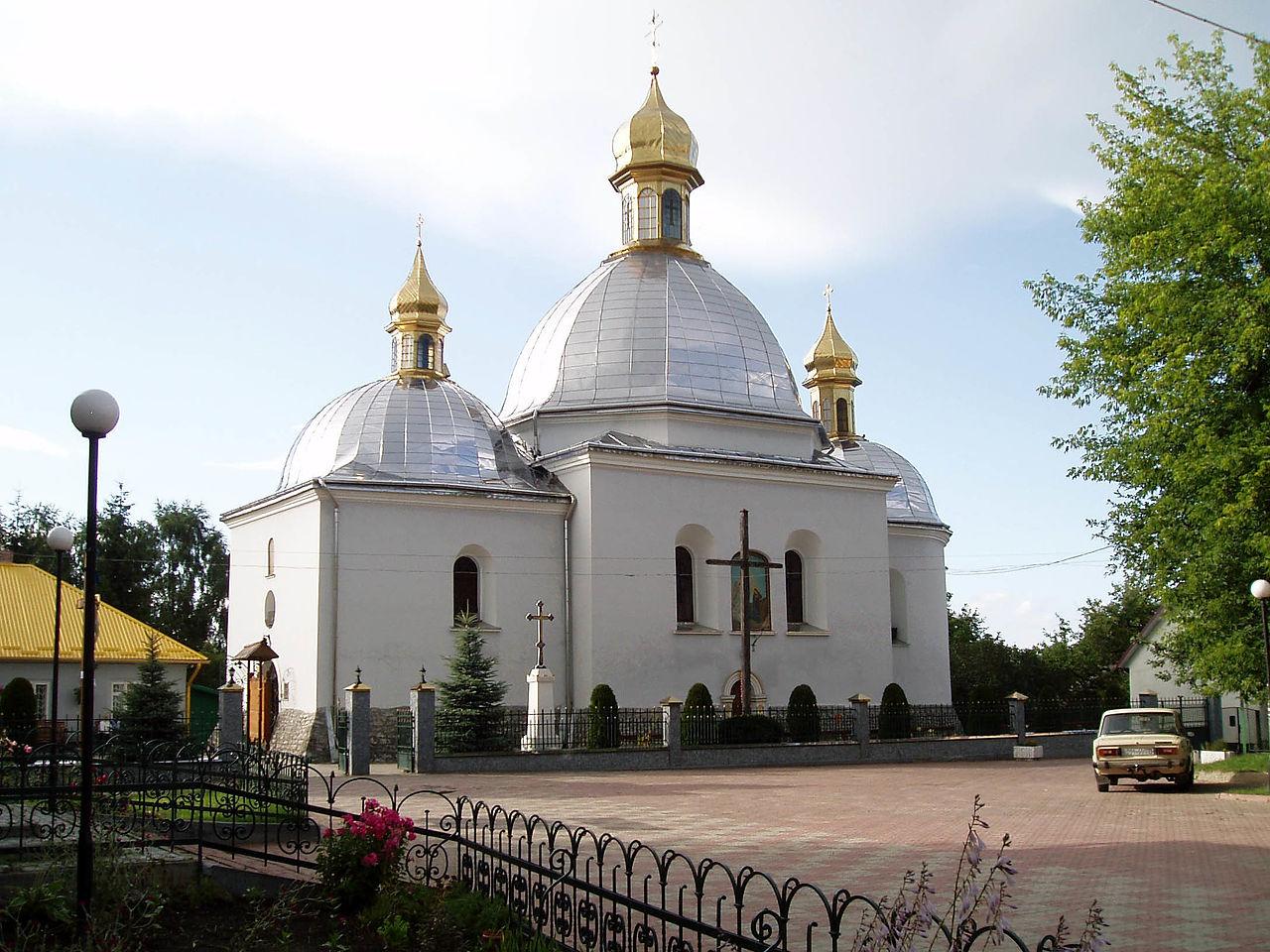 Церковь Благовещения Пречистой Девы Марии (современный вид)