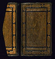 Anonymous - Binding from Three Short Sufi Works - Walters W643binding - Top Open.jpg