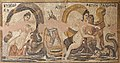 Antakya Archaeology Museum Sea Thiasos env 829 mosaic sept 2019 5991b panorama.jpg