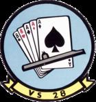 Anti-Submarine Squadron 28 (US Navy) insignia c1973.png