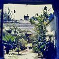 Antigua Guatemala, Courtyard.JPG