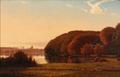 Anton Thorenfeld - Parti fra nederste mølle ved Svendborg - 1866.png