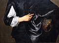 Anton van dyck, ritratto di ignoto, forse william howard visconte di stafford, 1638-40 ca. 03.JPG