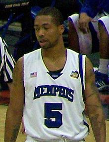Antonio Anderson at 2008 Final Four.jpg
