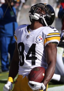 Antonio Brown Wikipedia