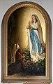 Antonio Ciseri, Apparizione della madonna a bernadette di lourdes, 1879, 02.jpg