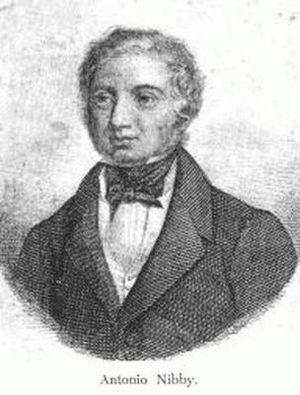 Antonio Nibby - Antonio Nibby